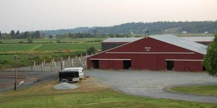 Horse Boarding Snohomish County